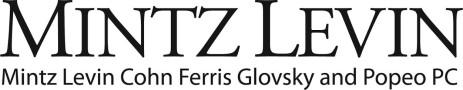 Mintz Levin logo.